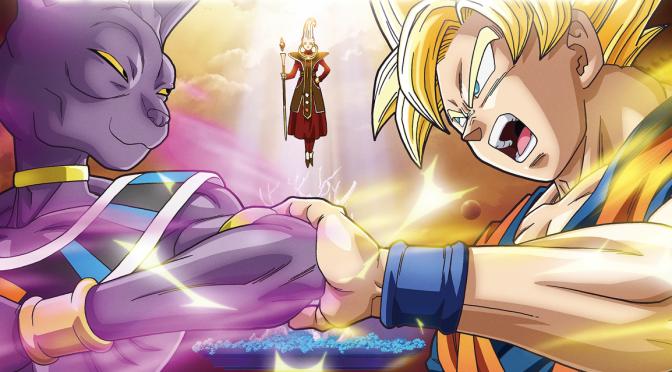 Dragon Ball Z: La batalla de los dioses (2014) – pues menuda M