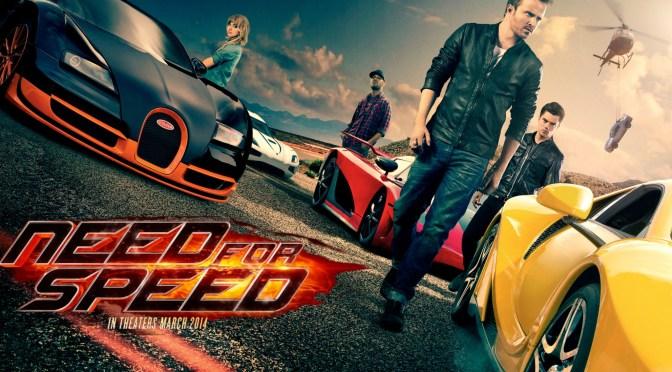 Need for speed (2014) – increíble pérdida de tiempo