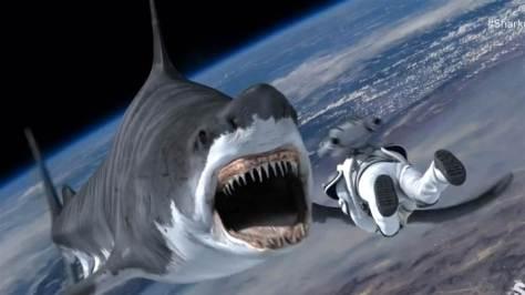 space sharknado