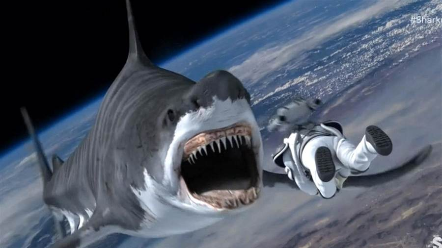 space sharknado