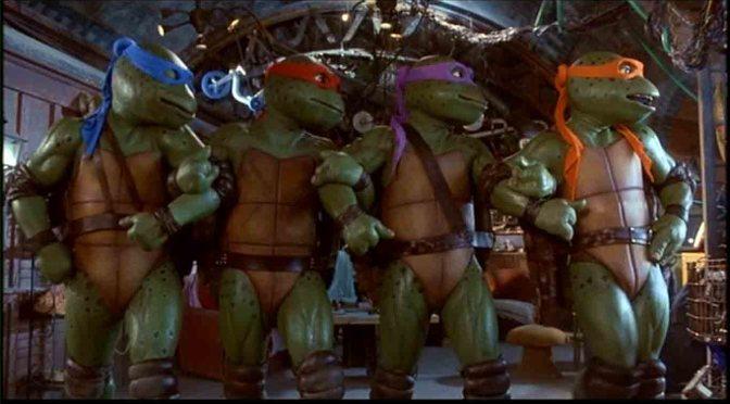Las tortugas ninja (1990) – Kowabunga!