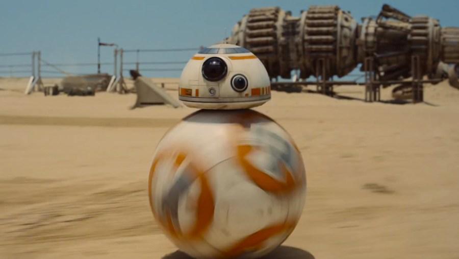 Droide BB-8.