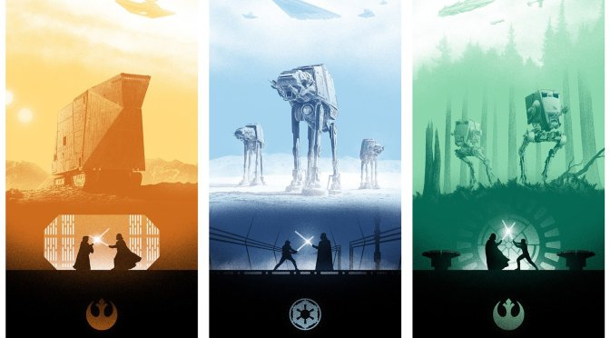 """Analizando la saga de """"Star Wars"""""""
