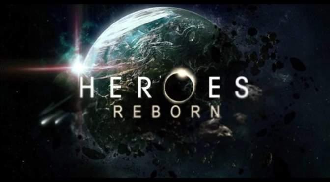 Heroes Reborn (2015), renacidos y enterrados