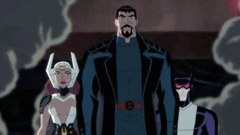 JLA - Gods and monsters 01