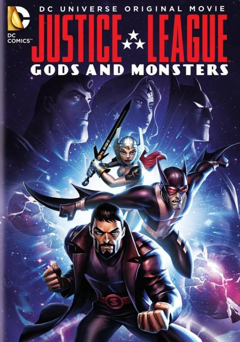 JLA - Gods and monsters - cartel