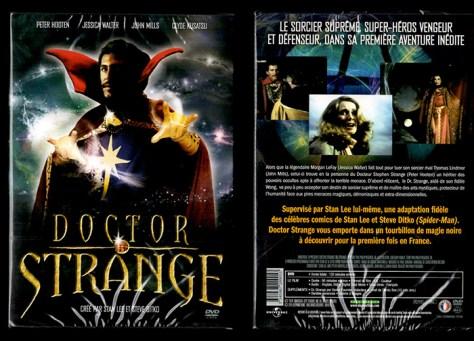 dr strange - caratula