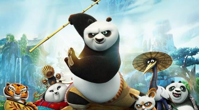 Kung Fu Panda 3 (2016), el regreso del ¡uala!
