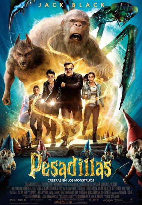 cartel de la película Pesadillas