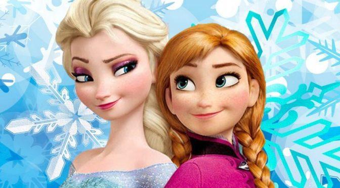 Frozen: El reino del hielo (2013) – no, por aquí no paso