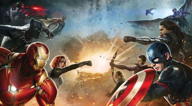 Capitán América: Civil War (2016) – al borde del tedio