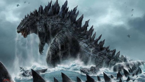 Godzilla -01