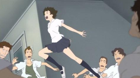 La chica que saltaba a través del tiempo -02