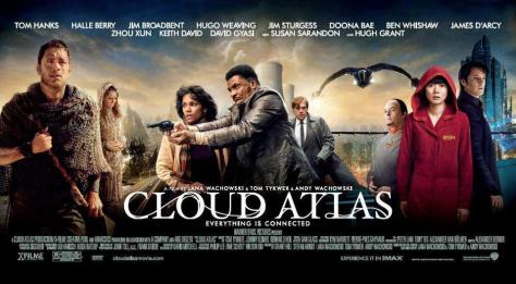 Cartel de Cloud Atlas