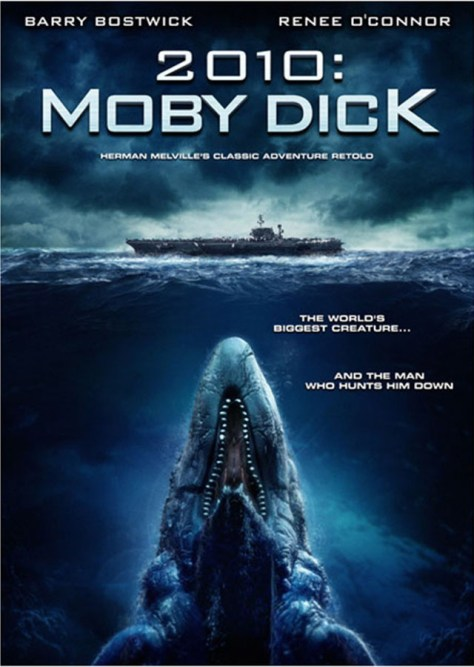 2010: Moby Dick - poster