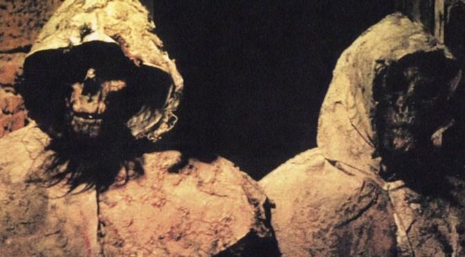 La noche del terror ciego (1971), Templarios zombies 1 de 4