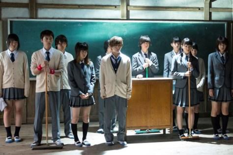 Assassination Classroom: The Graduation 01