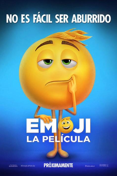 Emoji - poster