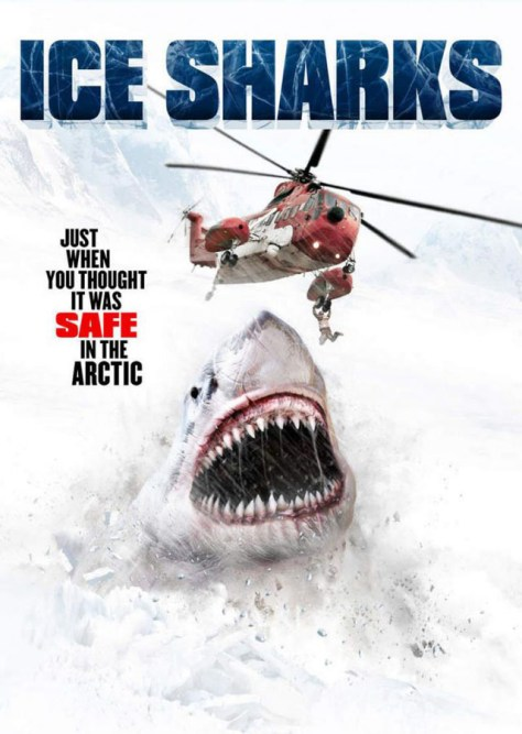 Tiburones de hielo - poster