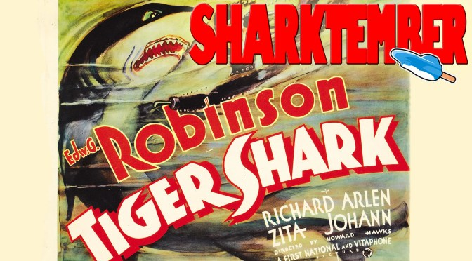 Pasto de tiburones (1932), un clásico enorme