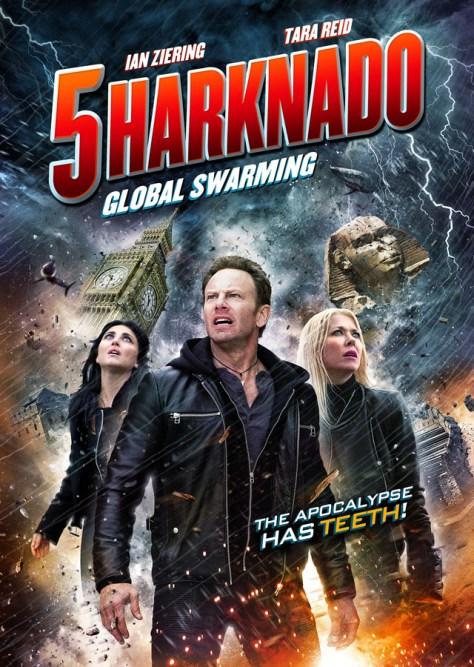 Sharknado 5 - poster