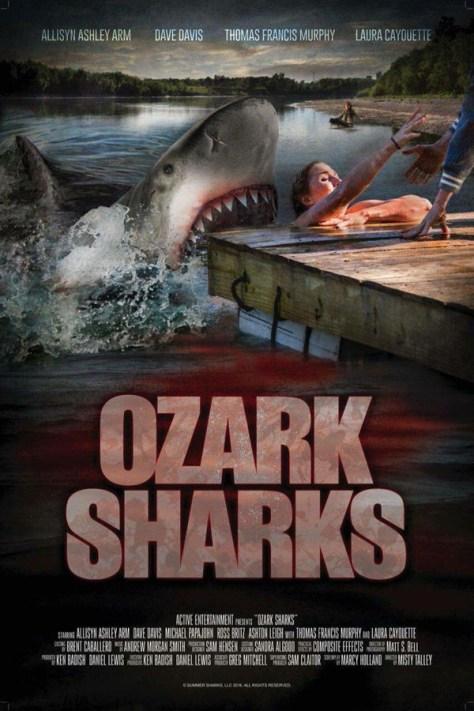 Summer Shark Attack - poster