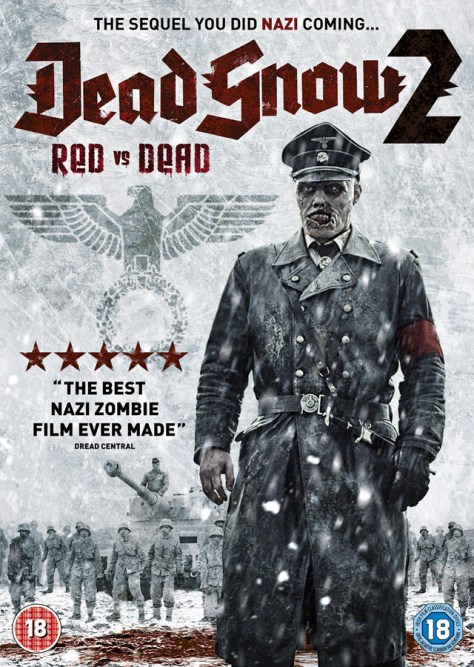 Zombies Nazis 2 - poster