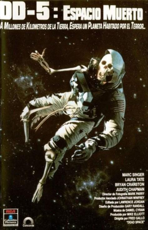 Espacio muerto - poster