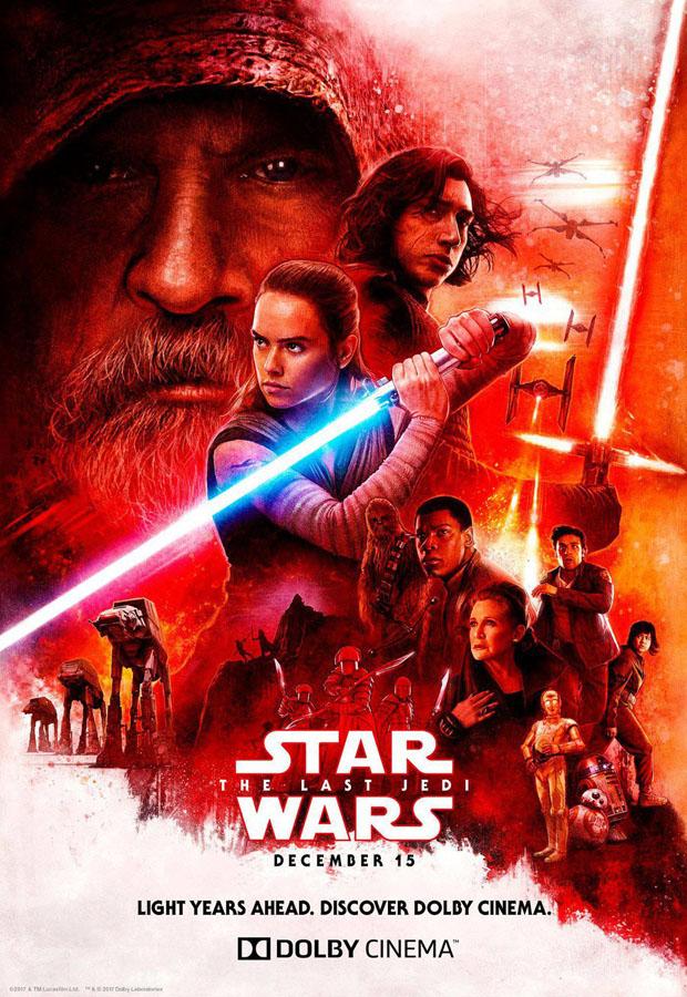 Star Wars: Los últimos Jedi - poster