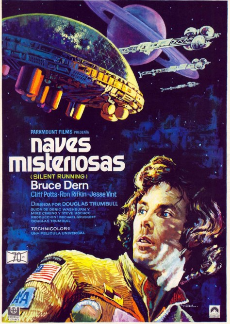 Naves misteriosas - poster