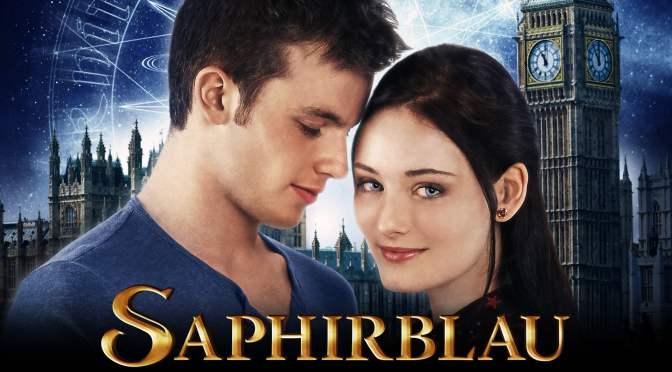 La última viajera del tiempo: Zafiro (2014), la chica de la profecía 2