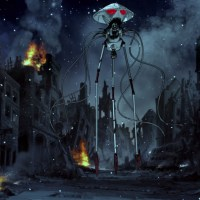 War of the Worlds: Goliath (2012), no venimos en son de paz