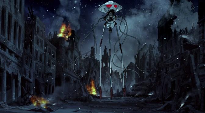 War of the Worlds: Goliath (2012), no venimos en son de paz