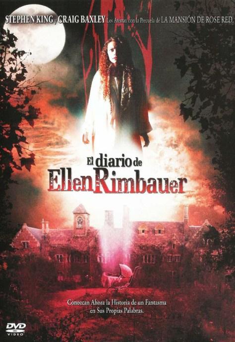 El diario de Ellen Rimbauer - poster