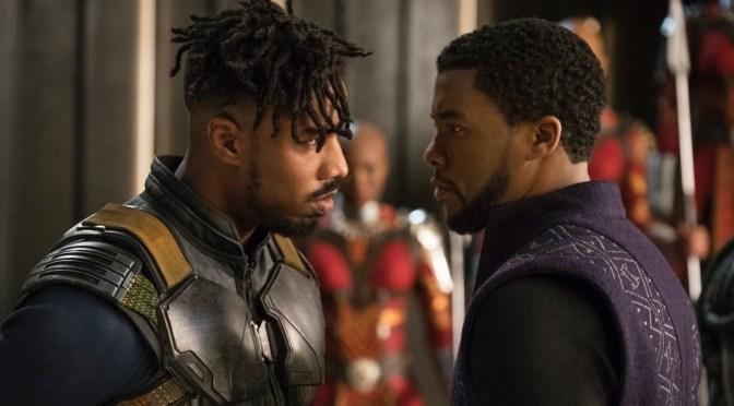 Black Panther (2018) – 134 minutos de infumabilidad