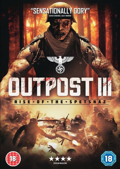 Outpost: Rise of the Spetsnaz - poster