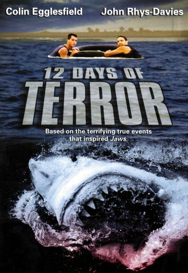 La playa del terror - poster