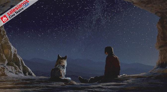 Alpha (2018), el cachorro y el lobo solitario