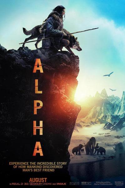 Alpha - poster