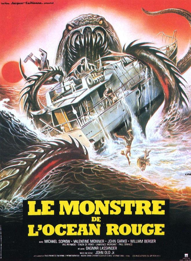 El devorador del océano - poster
