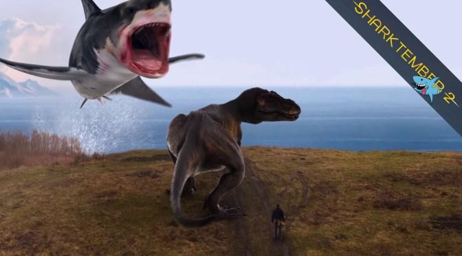 El último Sharknado: Ya era hora (2018), sanseacabó