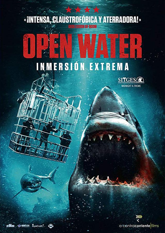 Open Water: Inmersión extrema - poster