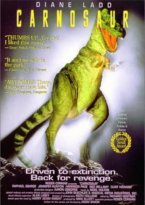 Carnosaurio - poster