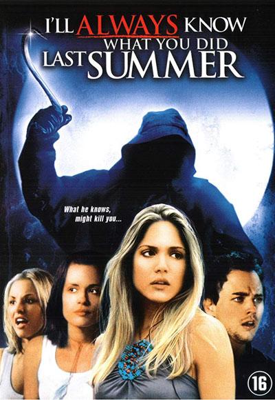 Sé lo que hicisteis el último verano 3 - poster