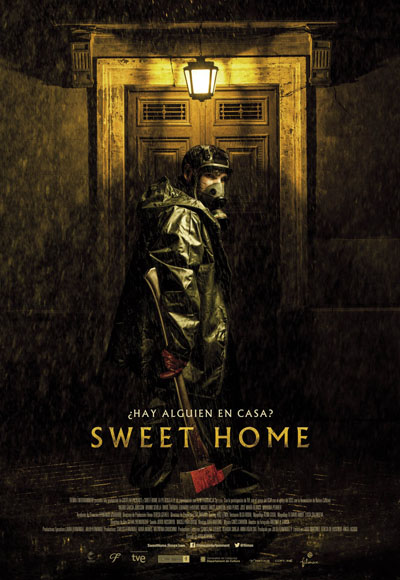 Sweet home - poster