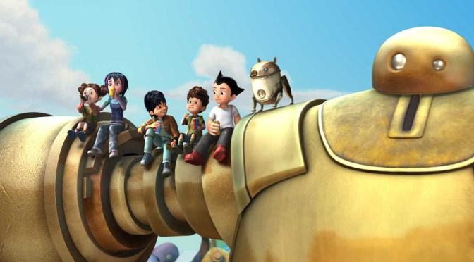 Astroboy (2009), el niño-robot con 100.000 caballos de potencia