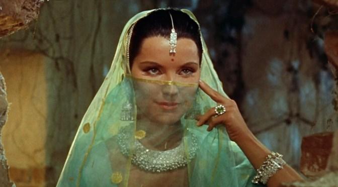 El tigre de Esnapur (1959), Epopeya India 1 de 2
