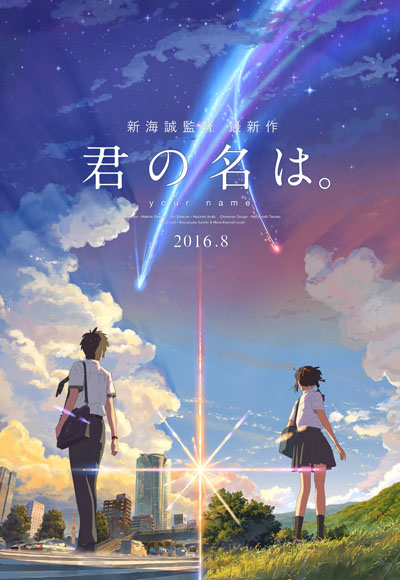 your name. - poster