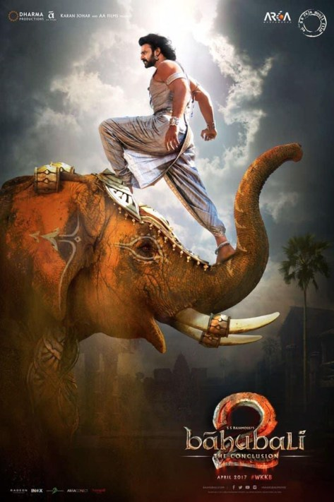 Baahubali: The Conclusion - poster