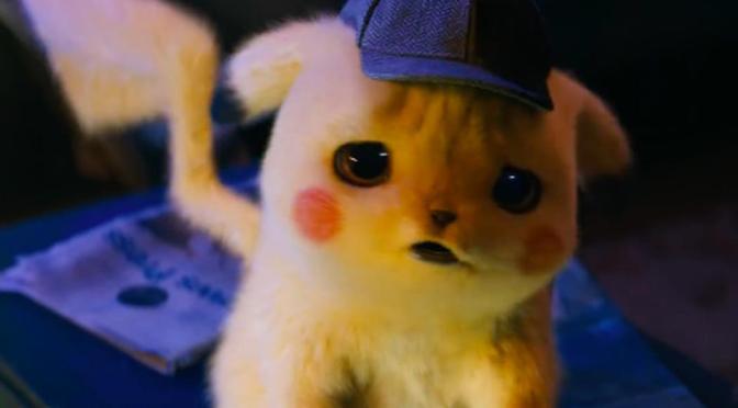 Ryan Reynolds filtra Detective Pikachu online